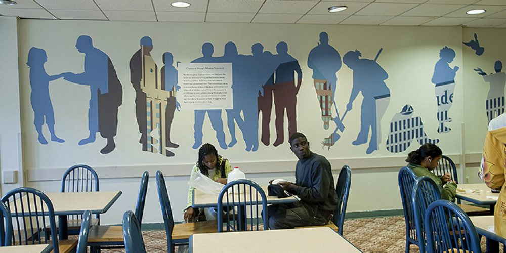 Covenant House Mural Pic 2