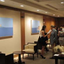 Victoria Febrer's work at the IESE New York Center